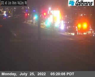 US-101 : Los Osos Valley Road