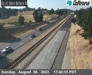 US-101 :  Santa Barbara Rd