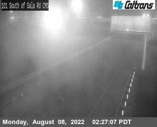 US-101 : South of Sala Road