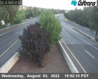 US-101 : SR-46 East