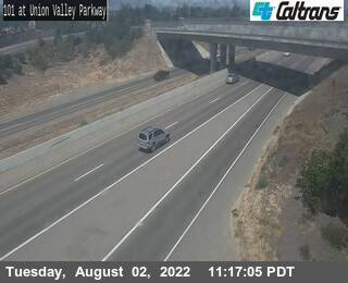 US-101 : Union Valley Parkway