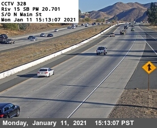 I-15 : (341) SB North Main Street