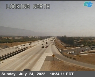 I-15 : (87) Foothill Avenue