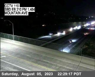 I-210 : (110) Mountain Avenue