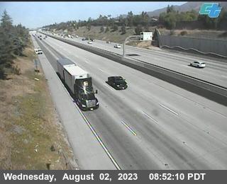 I-210 : (112) 0.9 Miles East of Mountain
