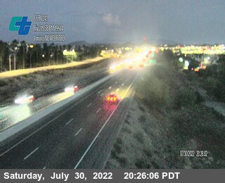 I-215: (242) 1 Mile North of Newport Road
