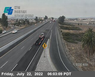 I-215 : (249) Loop Onramp SR-74 East