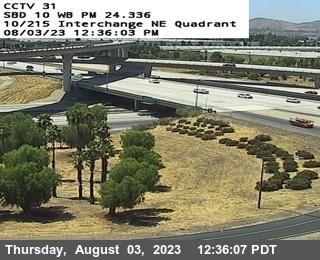 I-215 : (31) I-10 NE Quad #1