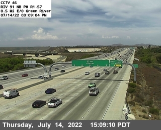 SR-91 : (46) 0.5 Miles East of Green River